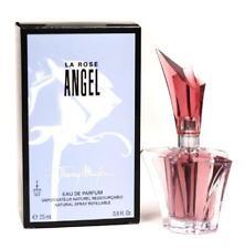 LA ROSE ANGEL BY THIERRY MUGLER 0.8oz/25ml EAU DE PARFUM SPRAY REFILLABLE SEALED