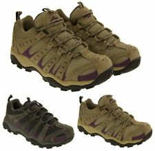 Standard Width (B) Lace-up Trainers for Women