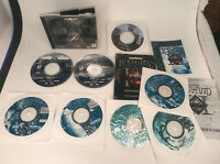 ICEWIND DALE HEART WINTER 1 & 2 I II WIN PC CD ROM 2 GAMES & EXPANSION Lot