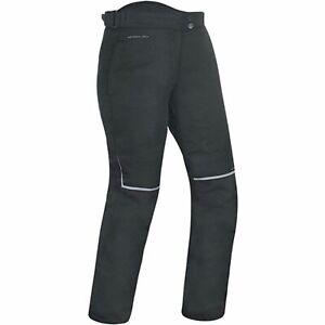 Oxford Dakota 2.0 Women's Motorcycle Pants Trousers - Short Leg - Stealth Black