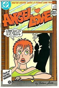 Angel Love #1 (1986) VF/NM-NM   Barbara Slate