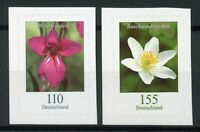 Germany Wild Flowers Stamps 2019 MNH Definitives Gladiolus Anemone 2v S/A Set