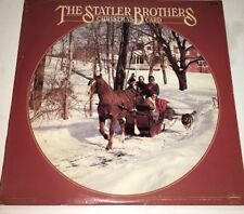The Statler Brothers Christmas Card LP 22S