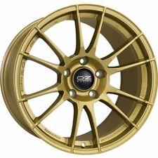 OZ RACING ULTRALEGGERA HLT RACE GOLD ALLOY WHEEL 19X8 ET35 5X100