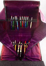 SCRIPTO Vintage 36 Pencils Salesman's Samples MG-1 M-1N  3-47 4-47 5-47 1940's