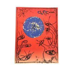 The Cure Songbooks Sheet Music Wild Mood Swings Standing Beach Wish Rare MINT
