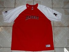 Genuine Merchandise Los Angeles Angels Baseball Jersey Sewn Logo 2XL