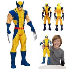 30cm Super Hero Avengers Action Figures Wolverine X-Men Marvel Titan Hero Series