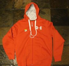 Men's Under Armour Camo Hoody Jacket orig $69.99 size M Armour Storm