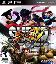 Super Street Fighter IV (Sony PlayStation 3, 2010)