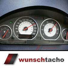 """Tachoscheibe für Tacho BMW E36 Benziner """"Racing"""" 260Km/h"""