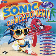 cd: SONIC DANCE POWER III