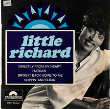 "LITTLE RICHARD  EP  POLYDOR INTL  "" DIRECTLY FROM MY HEART ""  [France]"
