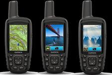 NWB Garmin GPSMAP 64sc Handheld GPS Navigator GLONASS 8 MP Camera 010-01199-30