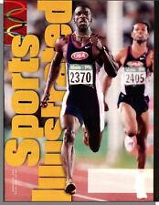 Sports Illustrated - 1996, August 12 - Atlanta Olympics, Michael Johnson