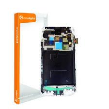 Samsung Galaxy S4 4G I9507 LCD Dig Blue (black) w/ Frame
