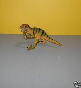 "2007 Toy Major Velociraptor Prehistoric Plastic 7"" Dinosaur Dino Figure"