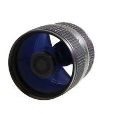 Quantaray 500mm F/8 Mirror Telephoto Lens For Minolta Alpha Mount (77) - EP