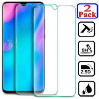 2Pcs Screen Protector Tempered Glass Film For Huawei P8 P9 P10 P20 Pro P30 Lite