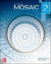 Mosaic Level 2 Reading Student Book Plus Registration Code for Connect ESL by...