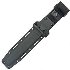 "Ka-Bar 1216 Kydex Replacement Sheath Black/Glass Filled Fits Most 7"" Blades"