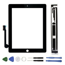 For iPad 3 A1403 A1416 A1430 Touch Screen Digitizer Replacement Parts Black