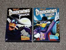 Disney's Darkwing Duck Volume 1 & 2 DVD Box Set Lot