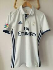 REAL MADRID SPAIN 2016 2017 HOME FOOTBALL SOCCER SHIRT JERSEY ADIDAS CAMISETA