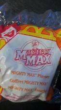 1995 MCDONALDS MIGHTY MAX BLUE SKULL PLAYSET NEW SEALED