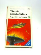 Thuvia, maid of Mars Book (Green dragons) (Edgar Rice Burroughs) (ID:31423)