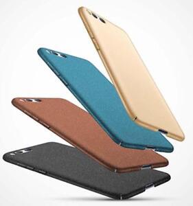 Fashion Ultra-Thin Slim Hard PC Phone Cover Case For Xiaomi 6 Mi6