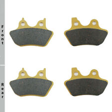 DBX Brake Pads Harley Davidson OE Replacement Single Front & Rear FA400-x2