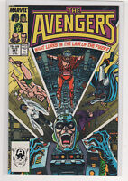 AVENGERS #287 John Buscema Captain Marvel Namor Black Knight She-Hulk 9.2