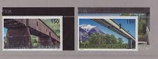 Liechtenstein 2018 MNH - Bridges - EUROPA - set of 2 stamps