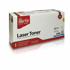 INKRITE HP REMANUFACTURED LASER TONER H-81A (replaces Q2681A), cyan out of date