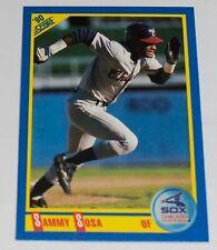 Vintage 1990 SCORE Sammy Sosa Chicago White Sox RC #558 MINT Rookie Cards