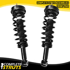 09-13 Ford F-150 RWD (2) Quick Complete Front Strut & Coil Spring Assembly Pair