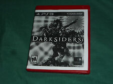 Darksiders  (Sony Playstation 3, 2010) *Photocopied Cover*