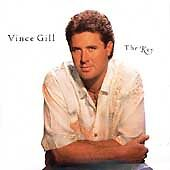 The Key by Vince Gill (Cassette, Aug-1998, MCA Nashville)
