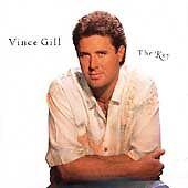 CD ALBUM - Vince Gill - The Key