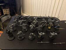 Games Workshop Lord of the Rings Lothlorien Warriors Plastic Figures? 25 Figures