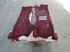 Honda civic type r fn2 06-12 mk8 red floor carpet