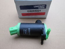 PEUGEOT 306  1.6 FRONT & REAR WASHER PUMP UNIPART GWW 5021 NEW & BOXED