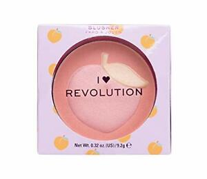 I Heart  Revolution Fruity Highlighters and Blushes .38 Oz New in Box