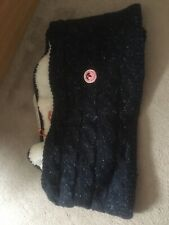 Ladies Superdry Knitted Snood Scarf Brand New