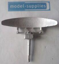 CORGI 353/1106 Radar Dish riproduzione piatto in metallo bianco assieme