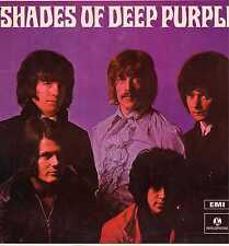 "DEEP PURPLE ""SHADES OF"" ORIG INDIA 1968 Y/B LBL"