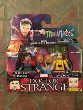 Marvel Minimates DOCTOR STRANGE & THE ANCIENT ONE  TRU Exclusive  Movie Dr