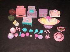 Vintage Kenner Cupcake Cake & Ice Cream Kitchen Playset Huge Toy Lot