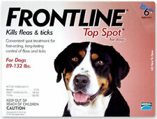 Frontline Top Spot for Dogs 89-132 lbs - 6 month - (Frontline Plus Makers)